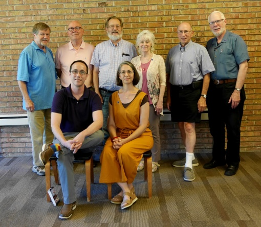UU Military Ministry Board of Directors - August 2019